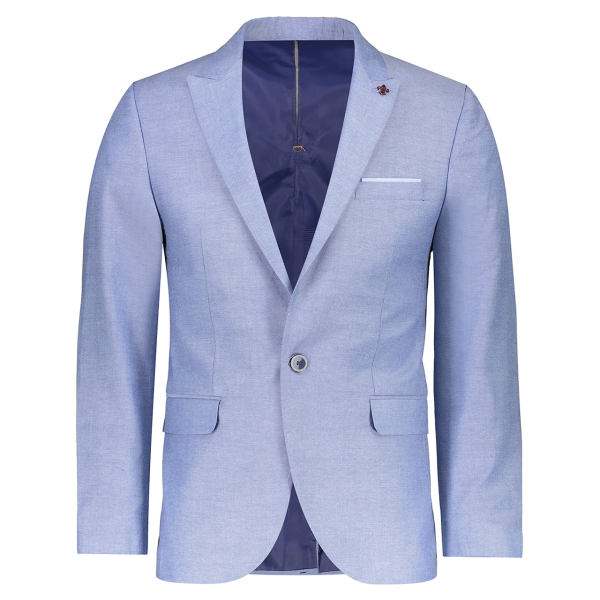 کت تک مردانه جیوبرتی مدل Sport Dark Blue