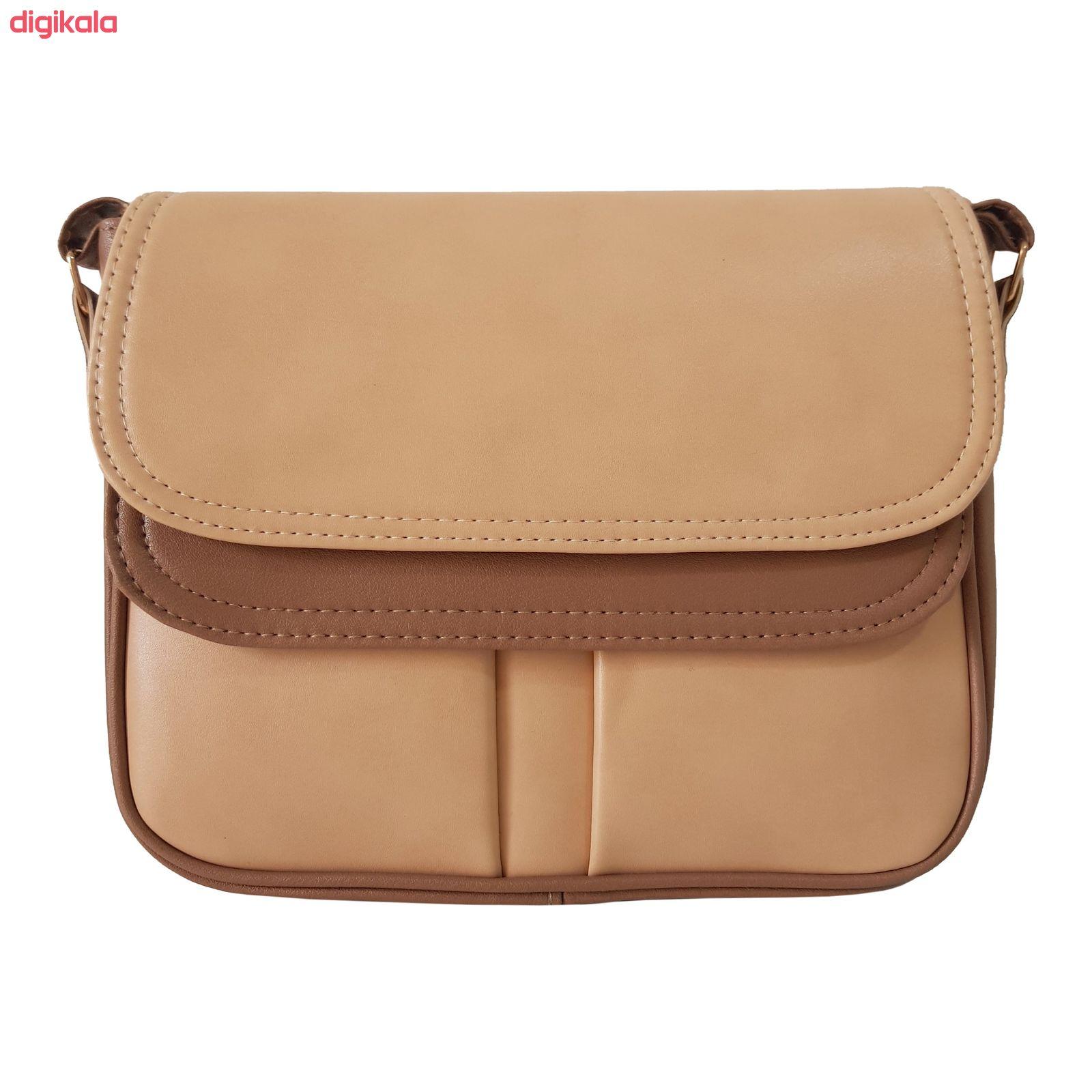 کیف دوشی زنانه مدل 2PS main 1 2