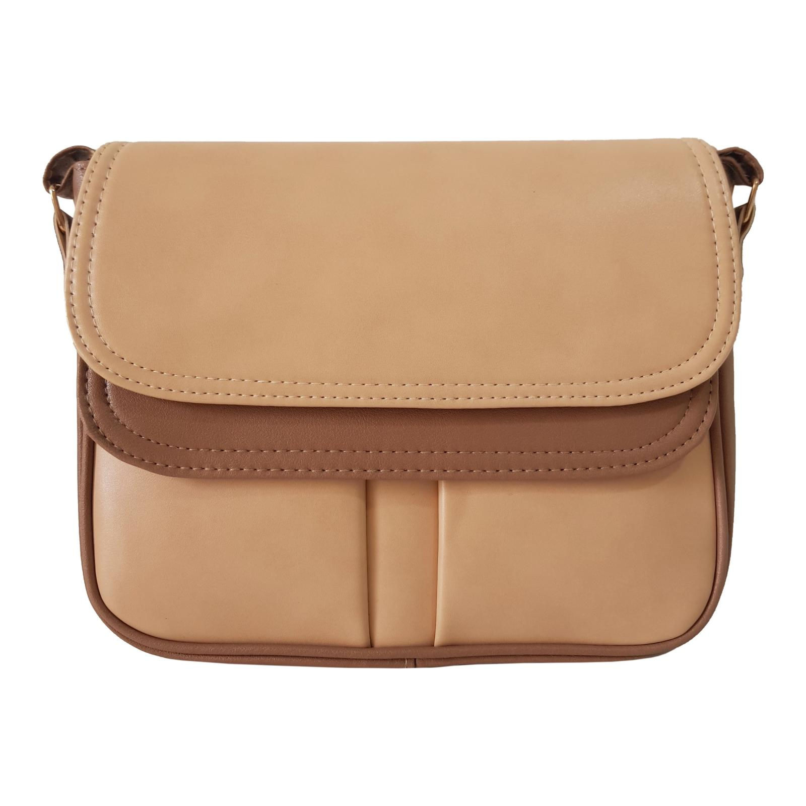 کیف دوشی زنانه مدل 2PS -  - 4