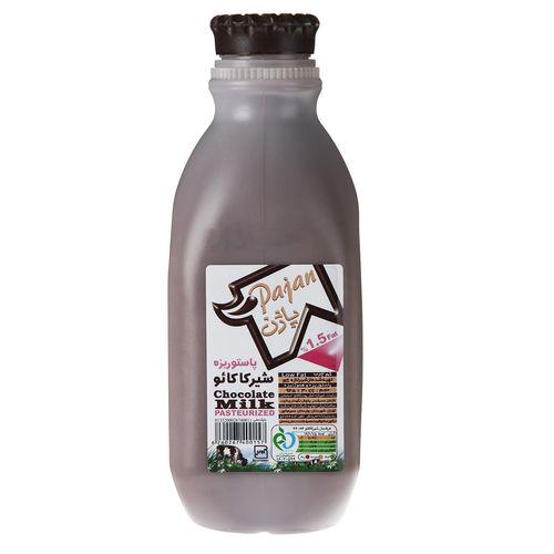 شیر کاکائو کم چرب پاژن حجم 0.945 لیتر