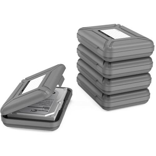 کیف هارد دیسک اینترنال اوریکو مدل PHX-35-5S بسته 5 عددی
