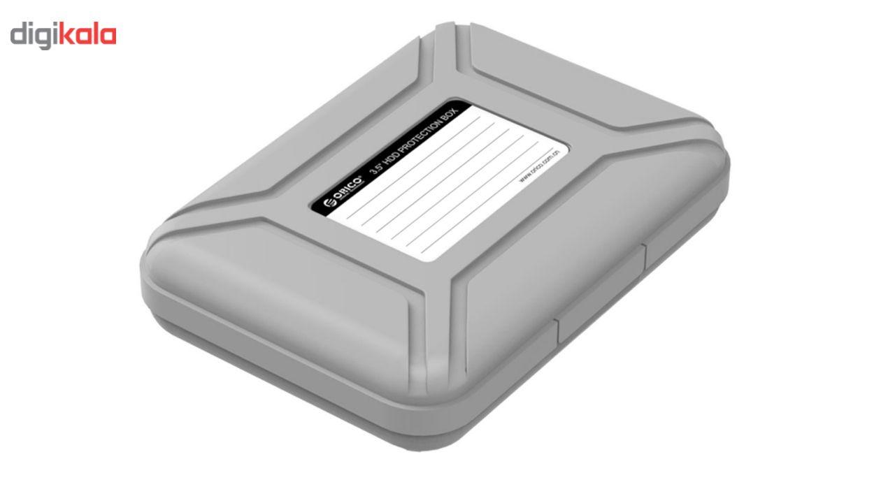 کیف هارد دیسک اینترنال اوریکو مدل PHX-35-5S بسته 5 عددی main 1 2