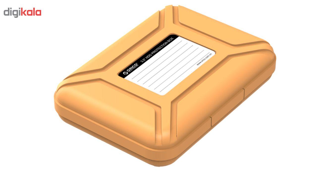کیف هارد دیسک اینترنال اوریکو مدل PHX-35-5S بسته 5 عددی main 1 4