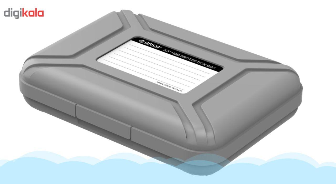 کیف هارد دیسک اینترنال اوریکو مدل PHX-35-5S بسته 5 عددی main 1 5