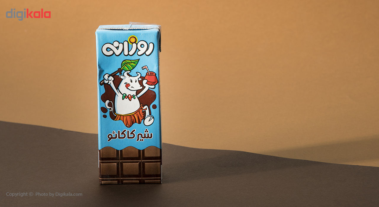 شیر کاکائو روزانه حجم 0.2 لیتر main 1 1