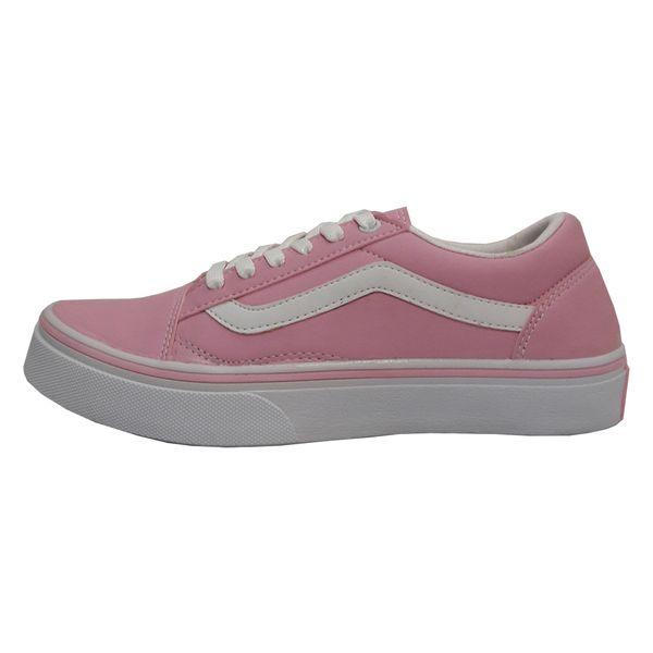 کفش مخصوص پیاده روی زنانه مدل Vns pink01