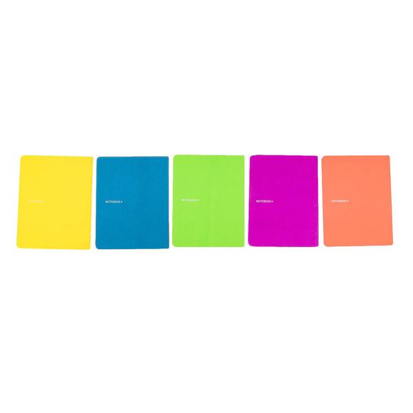 دفتر یادداشت دانو سری نئون هابیت کد 30305 بسته 5 عددی