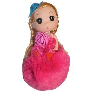 آویز جاکلیدی مدل عروسک دختر عروس
