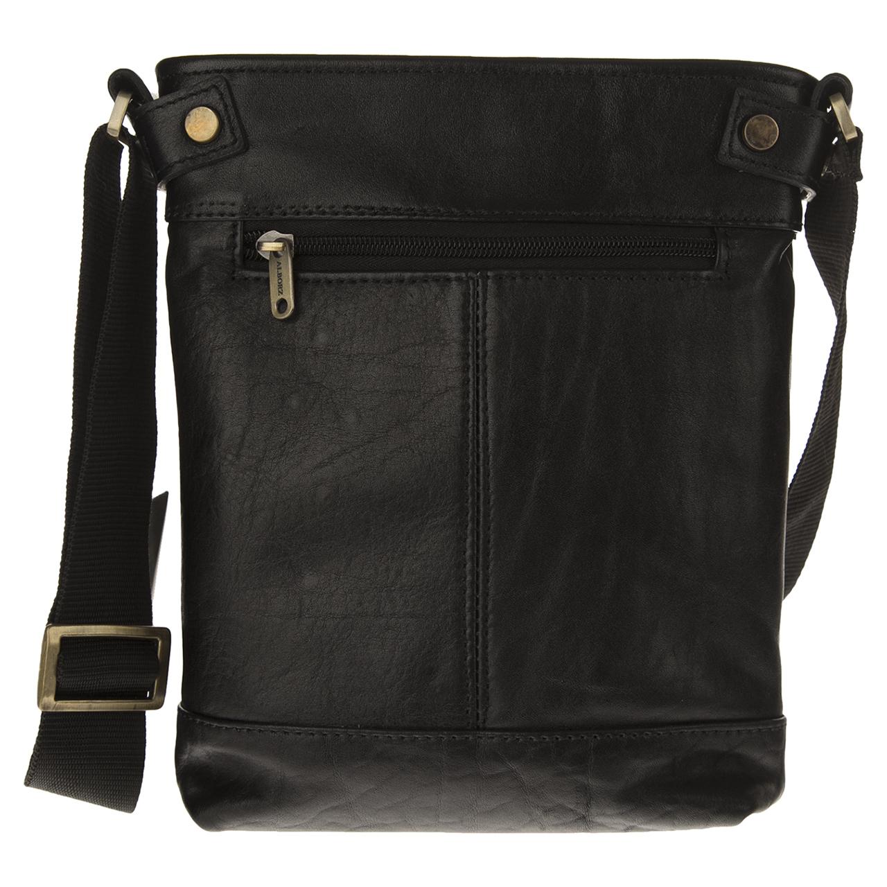 قیمت کیف دوشی چرم طبیعی مدل 3