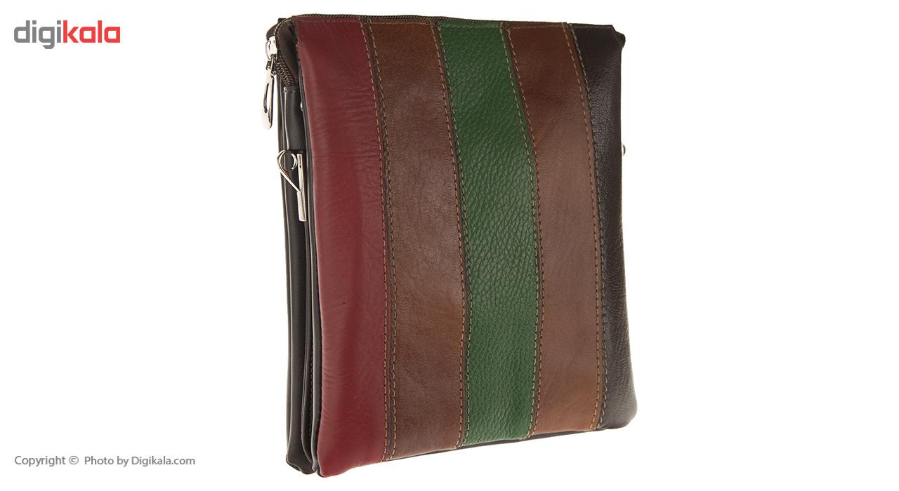 کیف دوشی چرم مدل 1