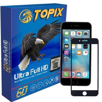 محافظ صفحه نمایش تاپیکس مدل premium مناسب برای گوشی موبایل اپل iPhone 6 plus/6s plus