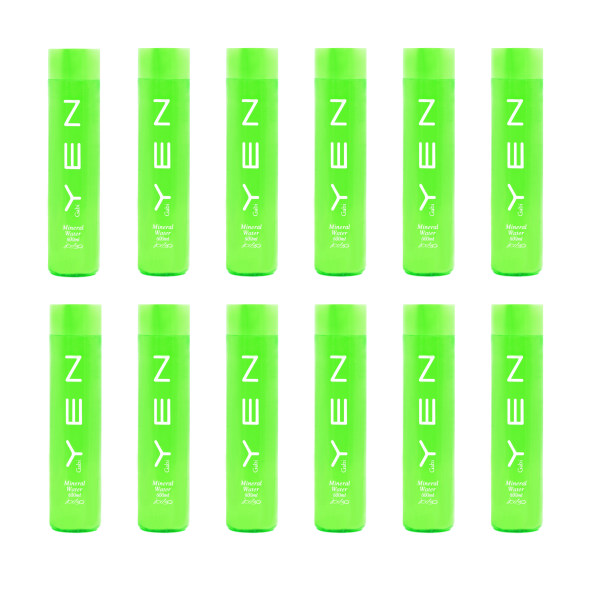 آب معدنی گابی ین - 600 میلی لیتر بسته 12 عددی