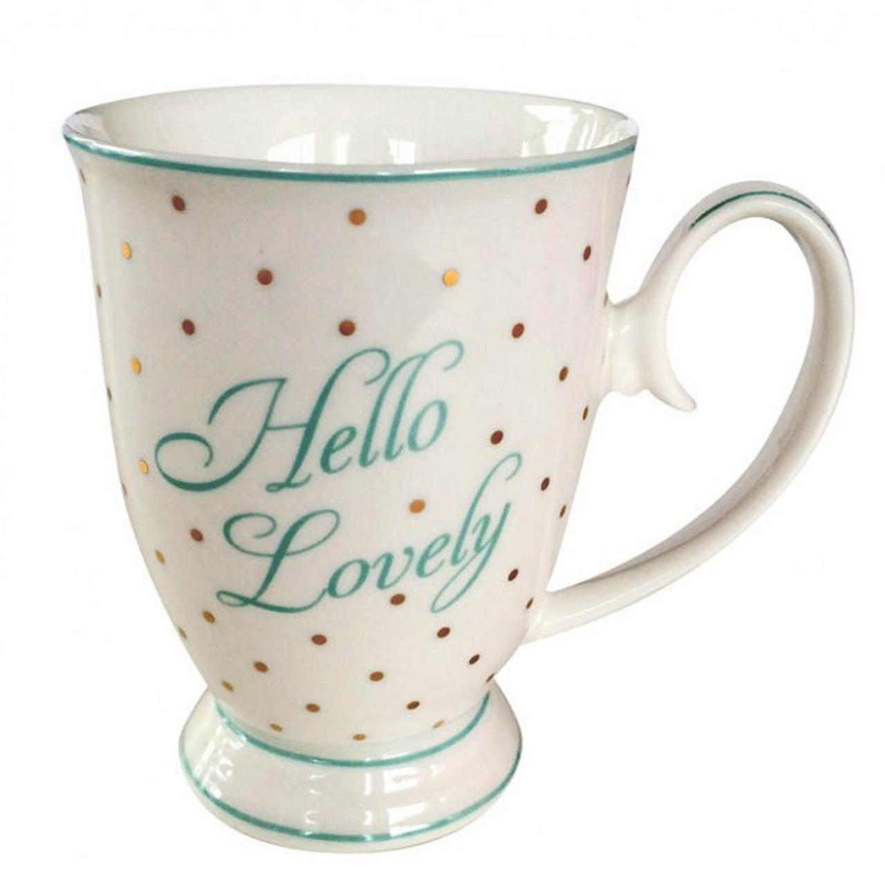 ماگ بامبی داک مدل Hello Lovely