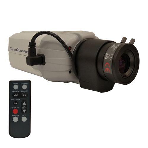 دوربین مدار بسته آنالوگ یوروکوانتوم مدل CK-DH1190