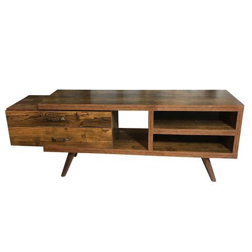 میز تلویزیون مدل مروارید دو تکه