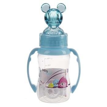 شیشه شیر بیبی لند مدل 242 ظرفیت 150 میلی لیتر