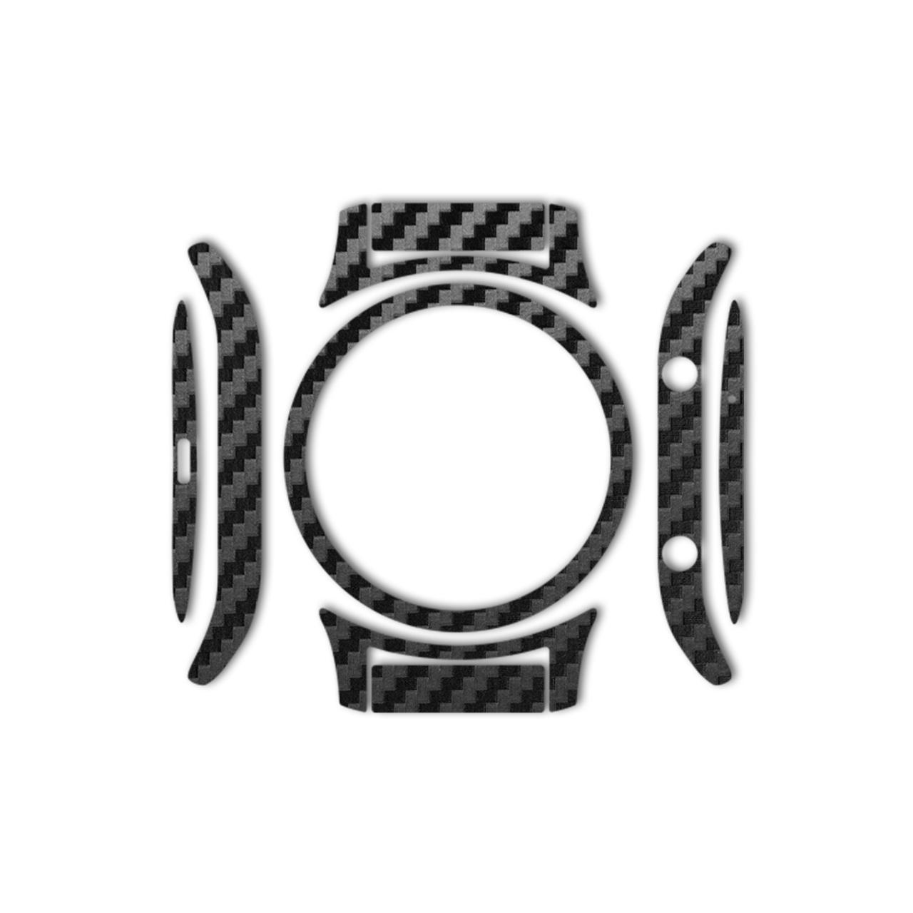 بسته 2 عددی برچسب ماهوت مدل Carbon-fiber مناسب برای ساعت هوشمند Samsung Gear S3 Classic