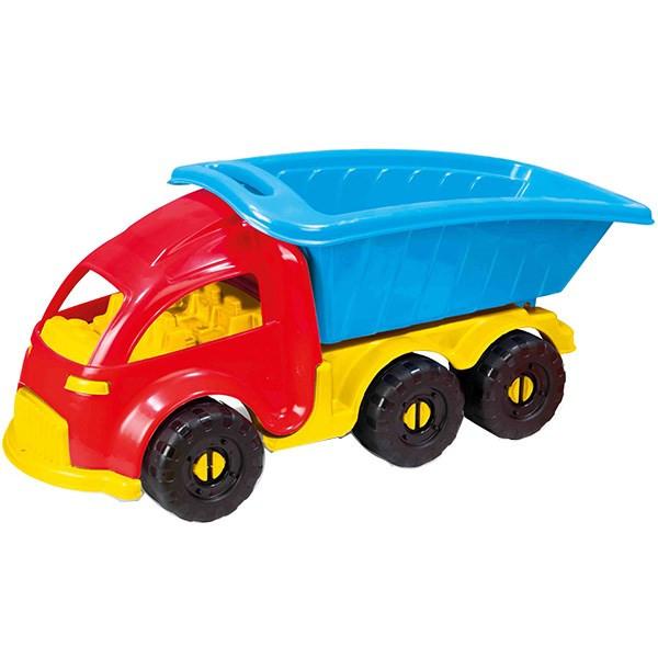 ماشین بازی دولو  مدل کامیون پیتبول کد 6027
