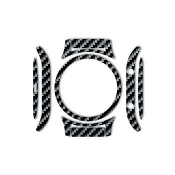 بسته 2 عددی برچسب ماهوت مدل Shine-carbon Special مناسب برای ساعت هوشمند Samsung Gear S3 Classic