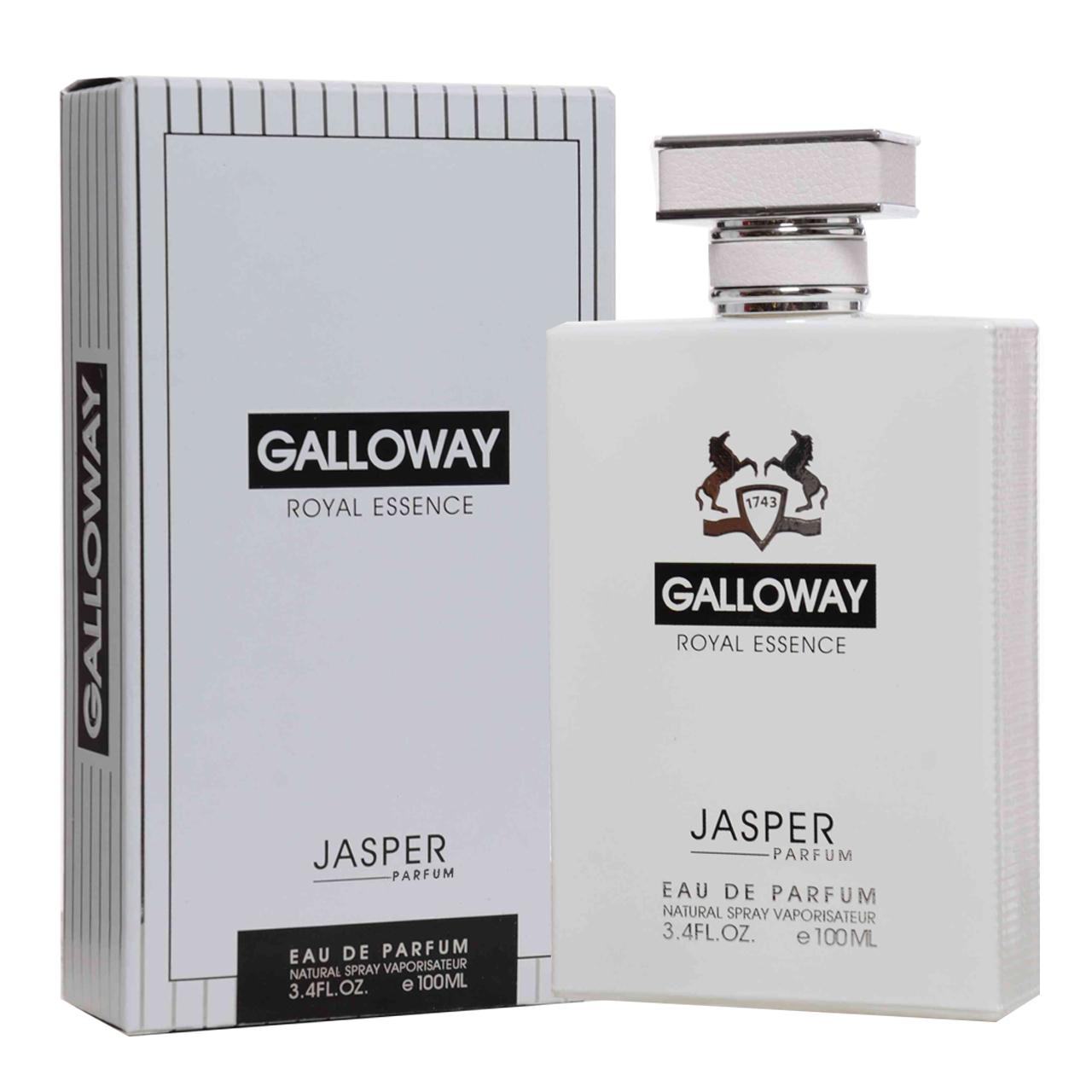 ادو پرفیوم جاسپر پرفیوم مدل Galloway حجم 100 میلی لیتر
