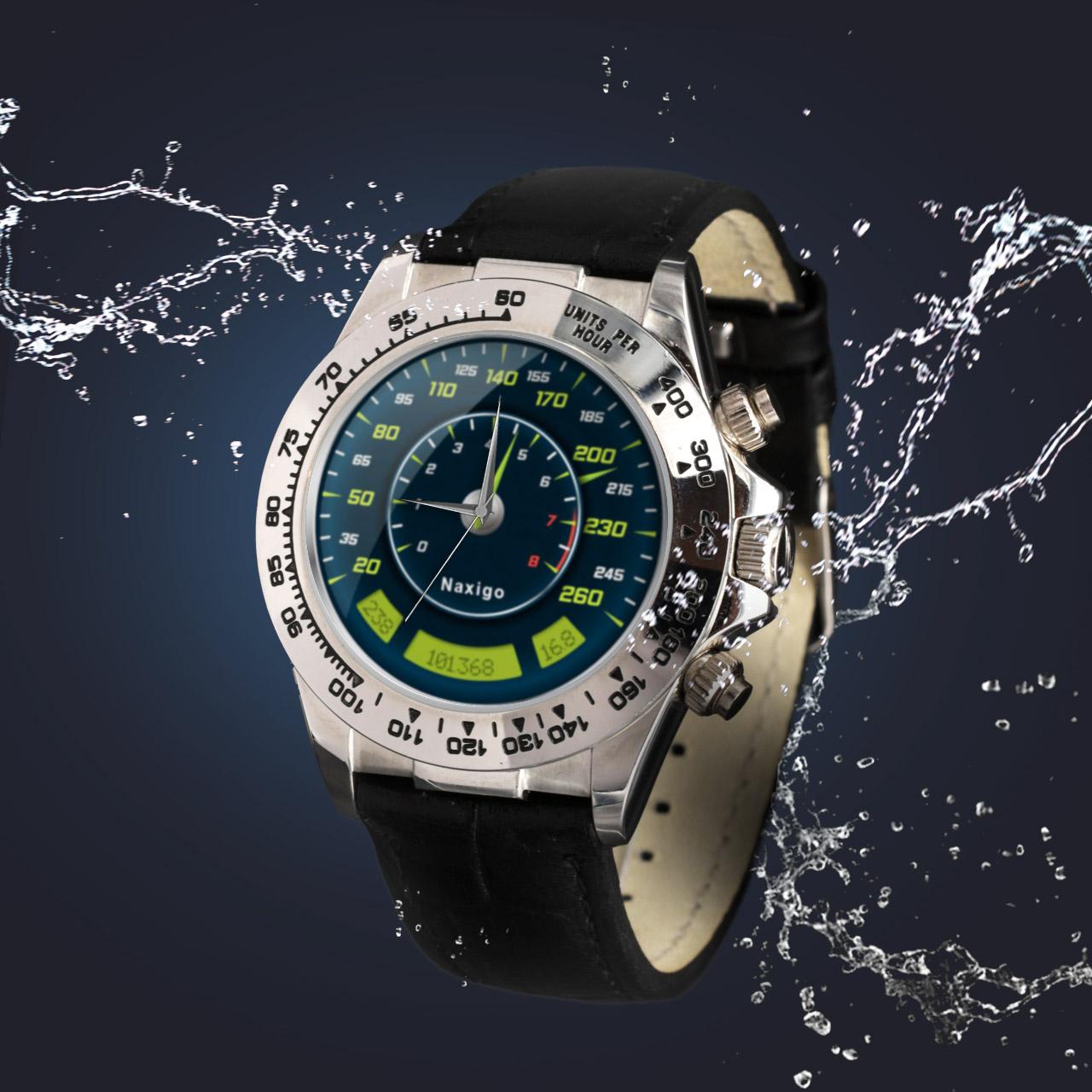 ساعت مچی  مردانه ناکسیگو کد LS3530