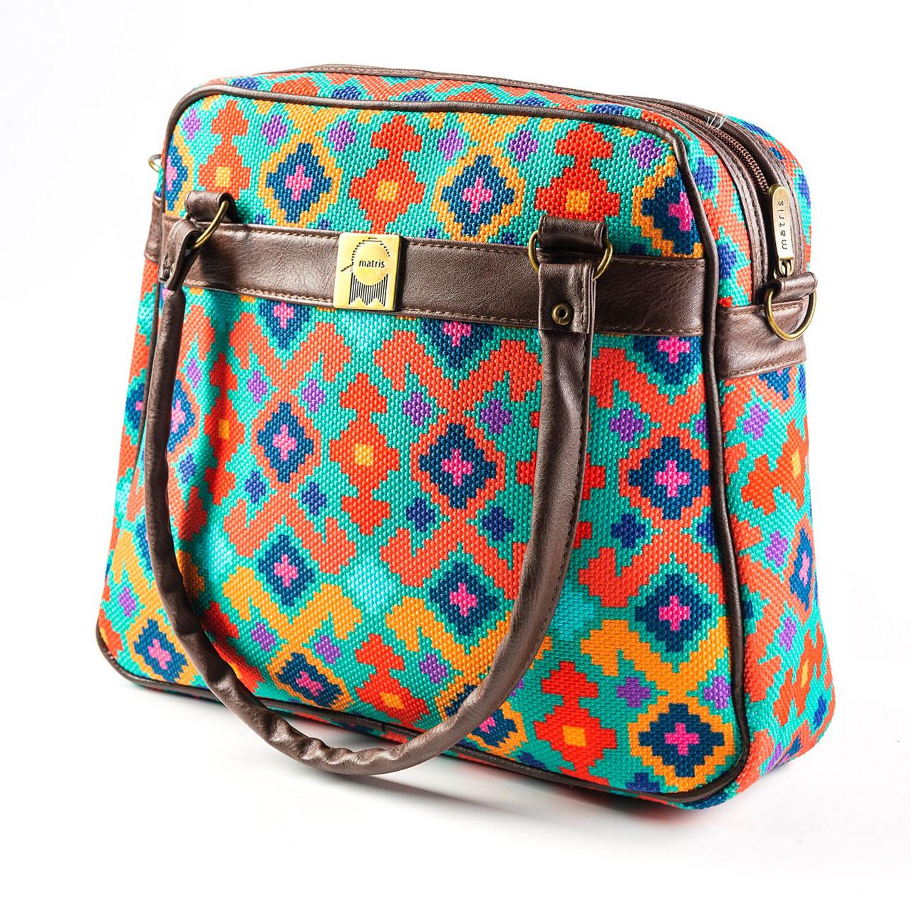 کیف دوشی زنانه ماتریس مدل دیبا DI127