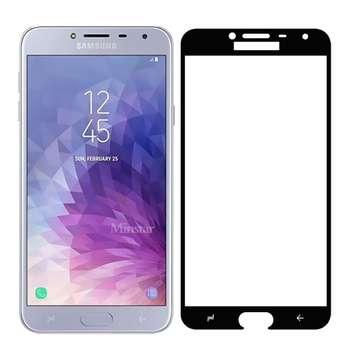محافظ صفحه نمایش مدل تمپرد مناسب برای گوشی موبایل سامسونگ Galaxy J4 2018