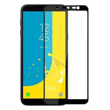 محافظ صفحه نمایش مدل تمپرد مناسب برای گوشی موبایل سامسونگ Galaxy J6 2018