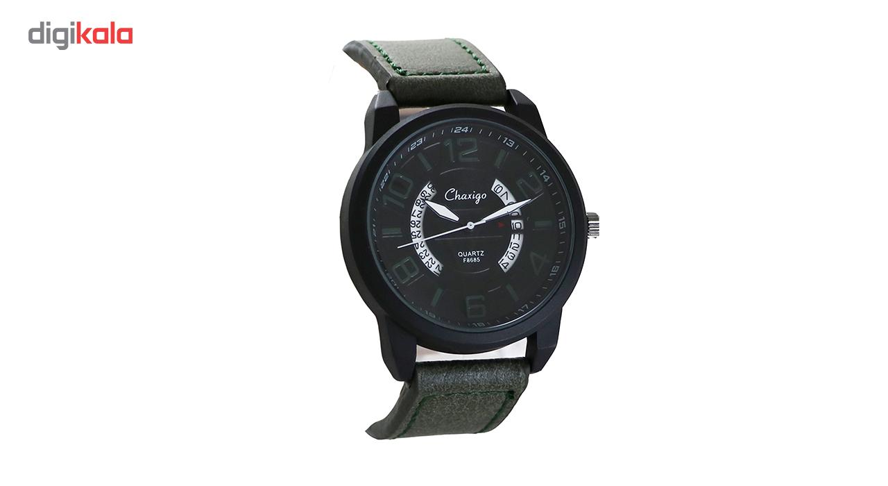 خرید ساعت مچی عقربهای مردانه چاکسیگو مدل MW424