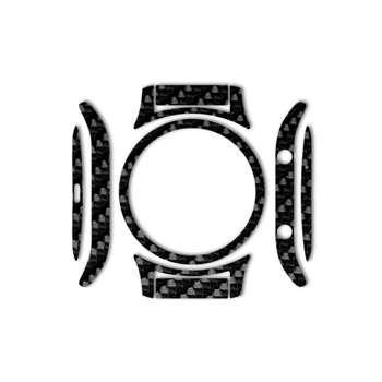 بسته 2 عددی برچسب ماهوت مدل Shine Carbon-fiber مناسب برای ساعت هوشمند Samsung Gear S3 Classic