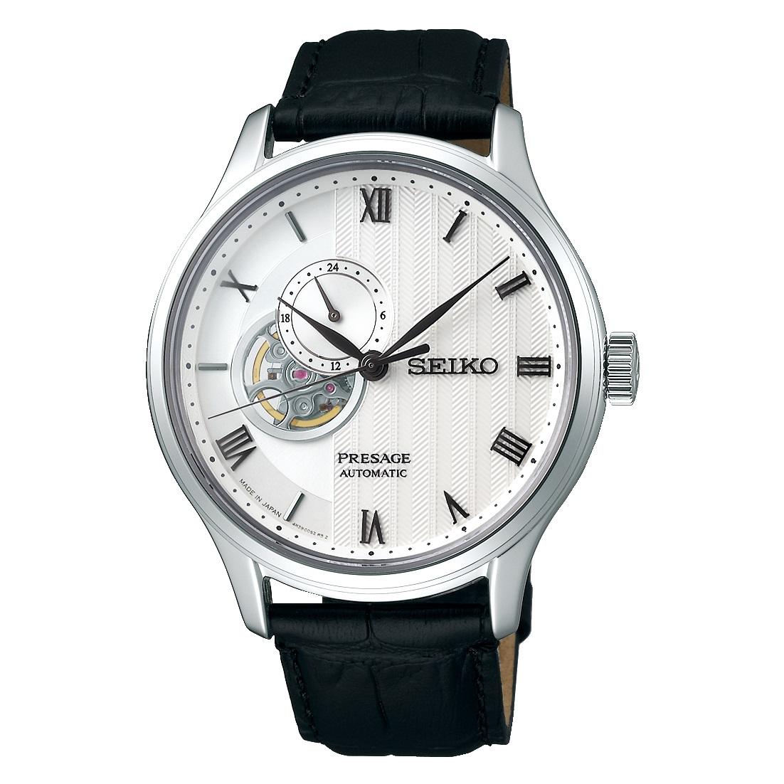 ساعت مچی عقربه ای مردانه سیکو مدل SSA379J1