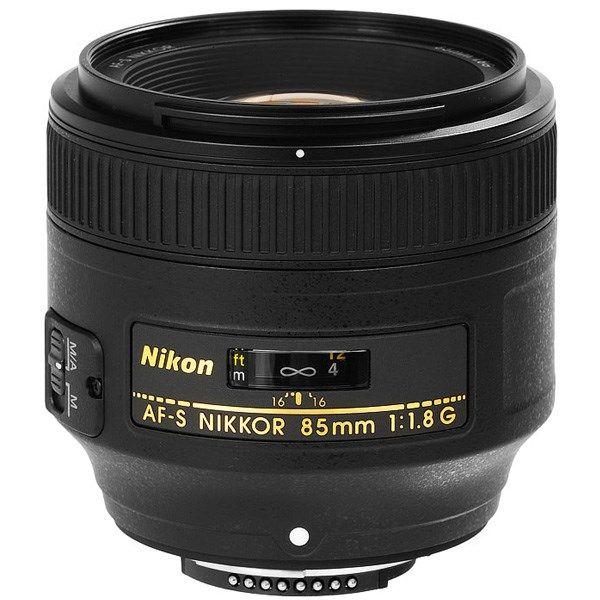 لنز دوربین نیکون مدل 85mm F/1.8G AF-S