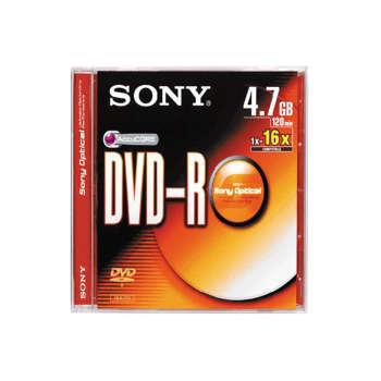 دی وی دی خام سونی مدل DVD-R