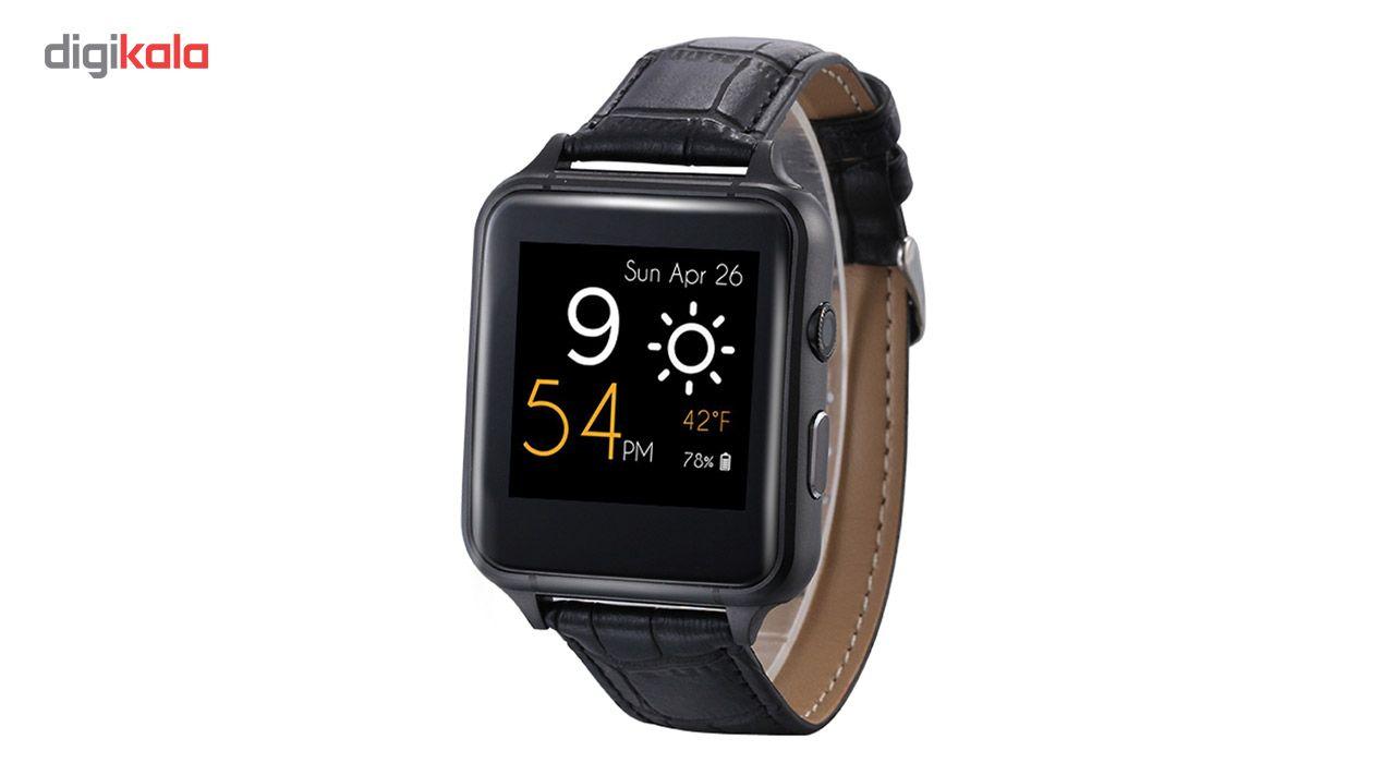ساعت هوشمند مدل X7 Leather Sling main 1 1