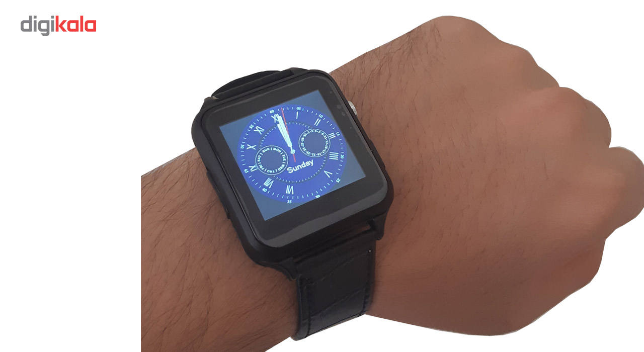 ساعت هوشمند مدل X7 Leather Sling main 1 2