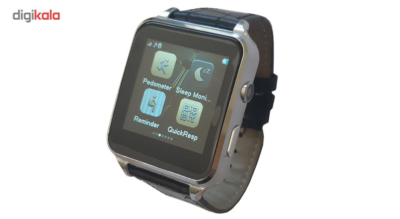 ساعت هوشمند مدل X7 Leather Sling main 1 3