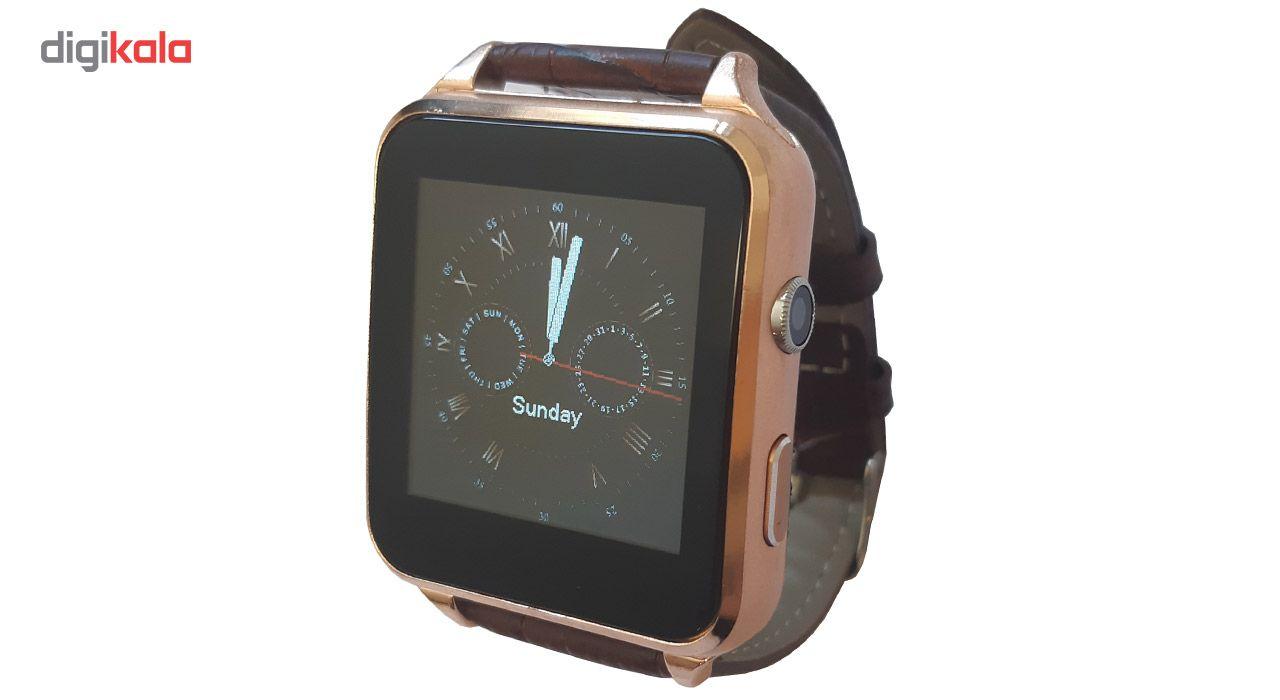 ساعت هوشمند مدل X7 Leather Sling main 1 4