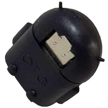 مبدل MicroUSB به  USB OTG مدل IV