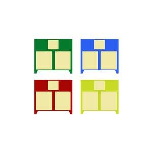 چیپ چهار رنگ کارتریج مدل 307A