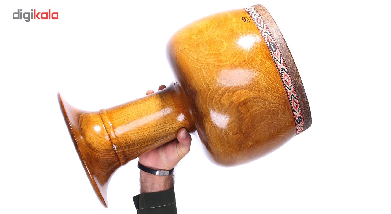 تنبک شیرانی مدل 4 مهر
