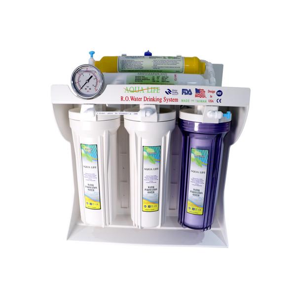 دستگاه تصفیه کننده آب خانگی آکوالایف مدل Eco-AL01