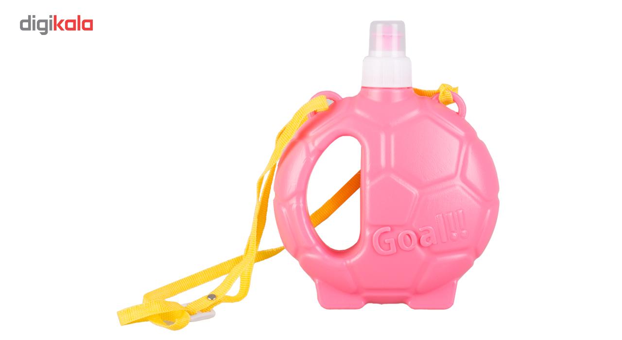 قمقمه کودک طرح توپ فوتبال