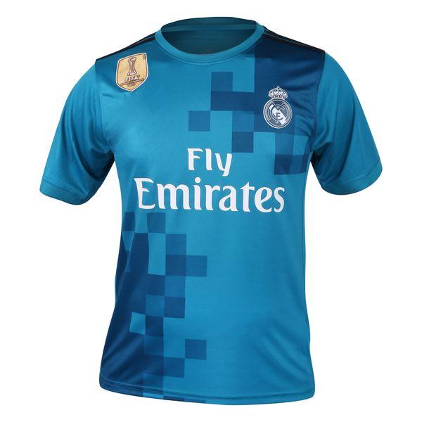 پیراهن تیم رئال مادرید مدل 18-2017 کیت 3