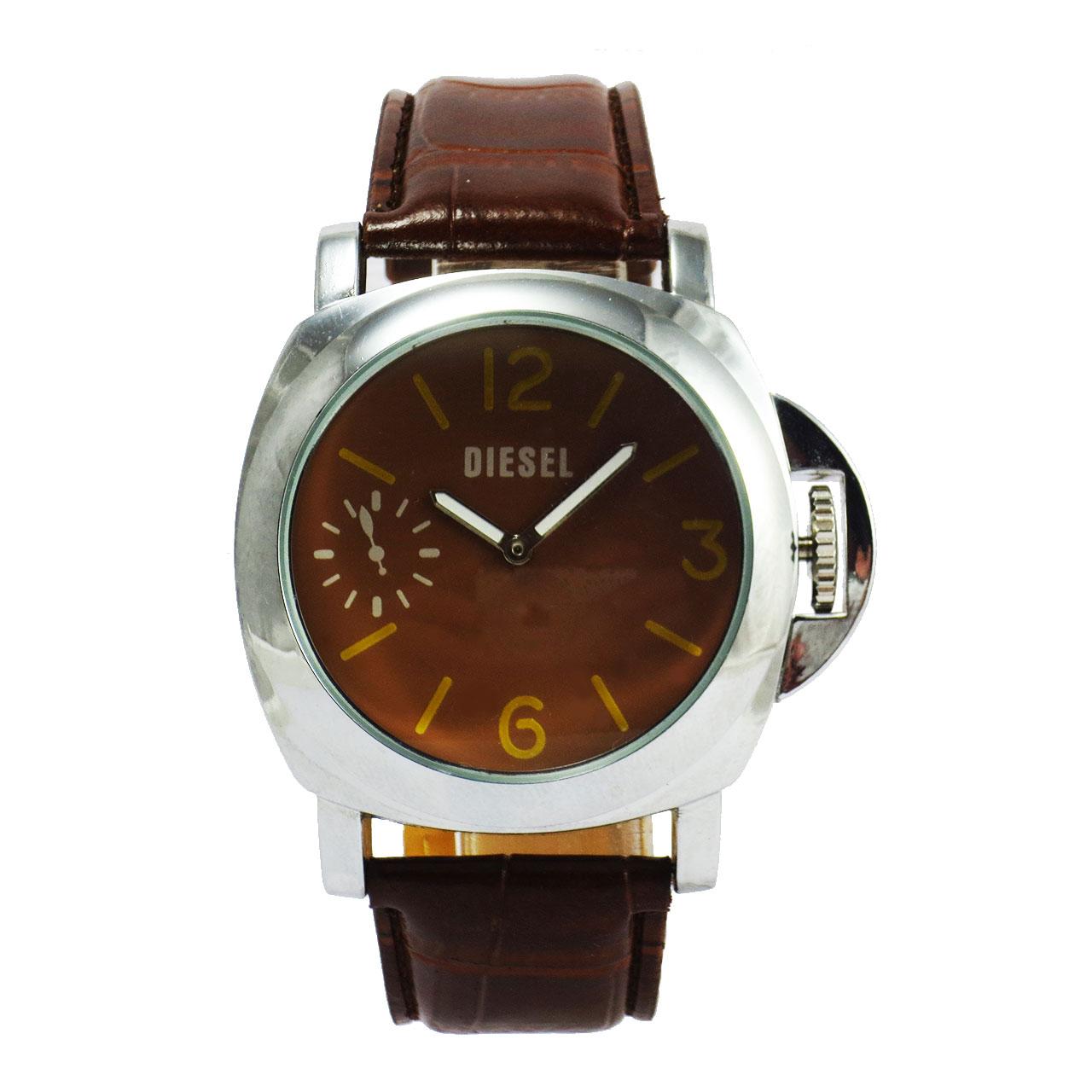 ساعت مچی عقربه ای مردانه  مدل W61