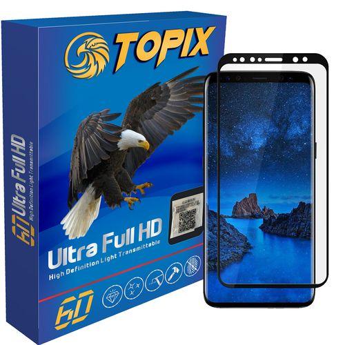 محافظ صفحه نمایش تاپیکس مدل Super Hard مناسب برای سامسونگ Galaxy S9 plus