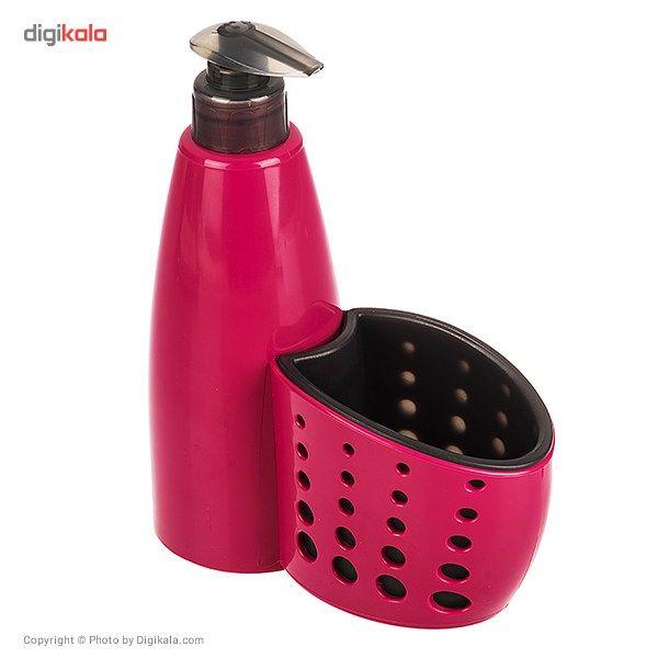پمپ مایع ظرفشویی یزدگل کد 530 main 1 2