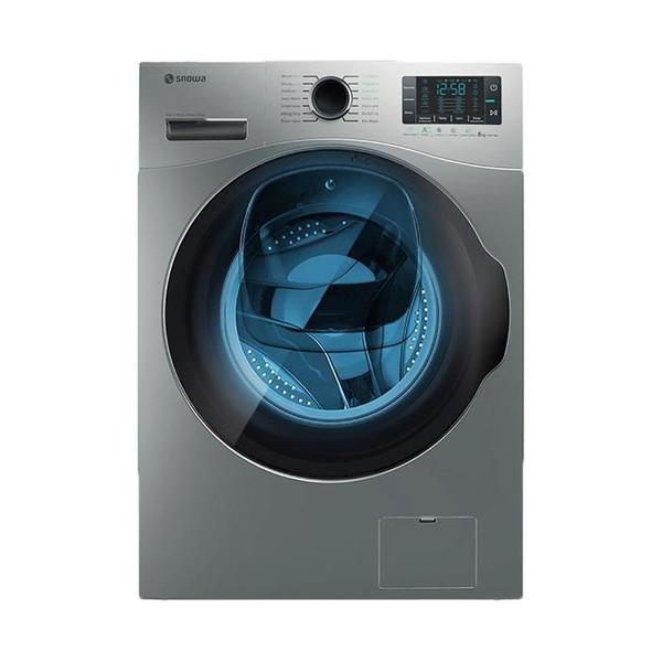 ماشین لباسشویی اسنوا مدل SWM 84518ظرفیت 8 کیلوگرم
