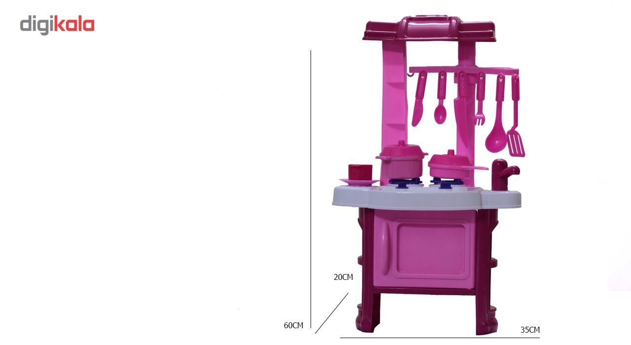 ست اسباب بازی آشپزخانه مدل Baby Born Small main 1 1