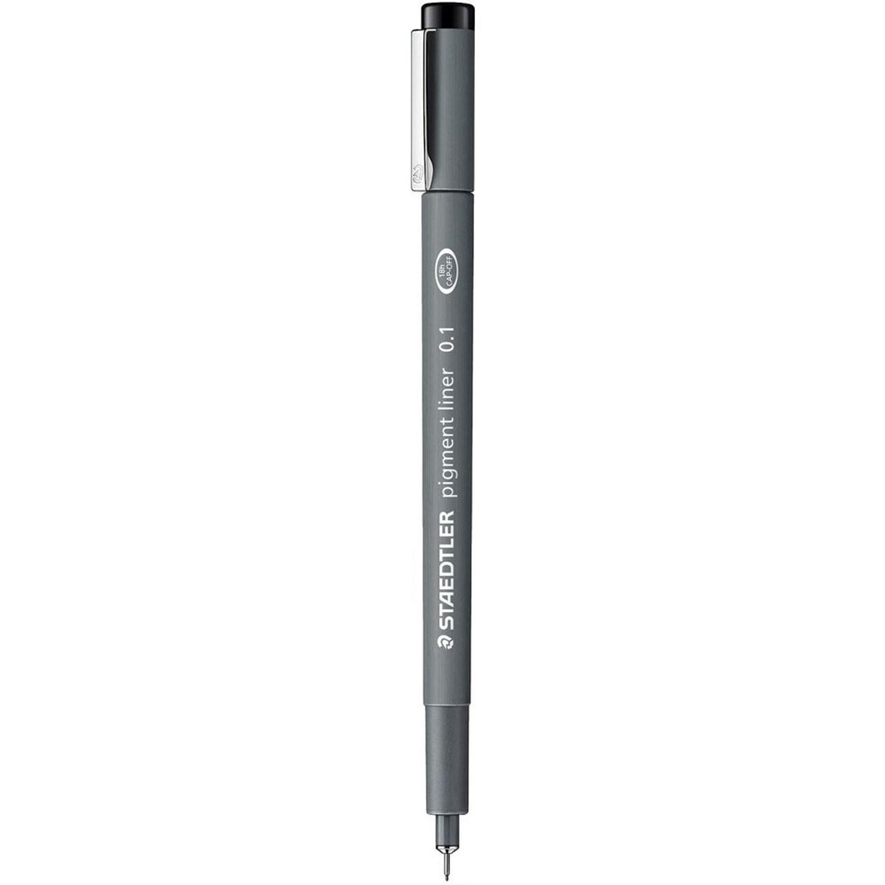راپید استدلر مدل 308 Pigment Liner با قطر نوشتاری 0.1 میلی متر