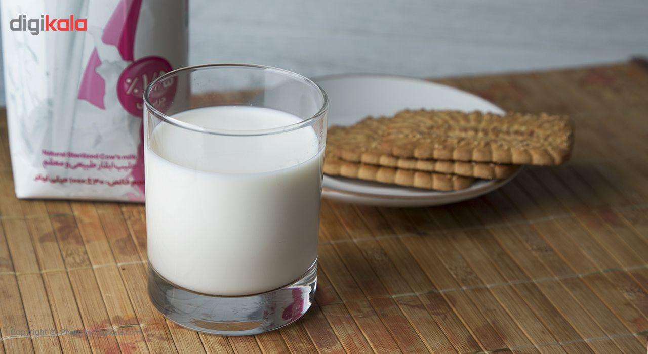 شیر کم چرب کاله حجم 1 لیتر main 1 1